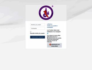 m.itculiacan.edu.mx screenshot