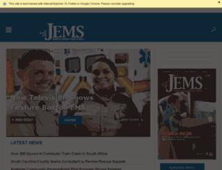 m.jems.com screenshot