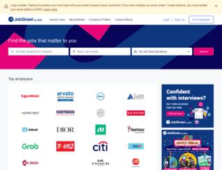 m.jobstreet.com.my screenshot
