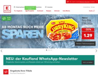 m.kaufland.de screenshot