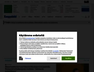 m.kauppalehti.fi screenshot