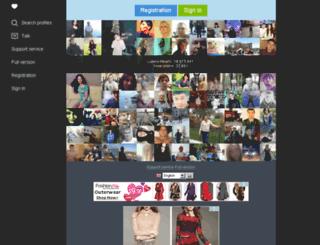 m.konotopgirls.com screenshot