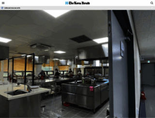 m.koreaherald.com screenshot
