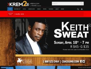 m.krem.com screenshot