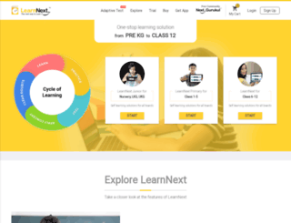 m.learnnext.com screenshot