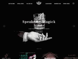 m.mckittrickhotel.com screenshot