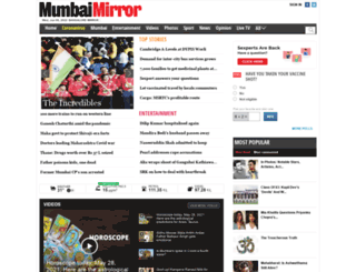 m.mumbaimirror.com screenshot