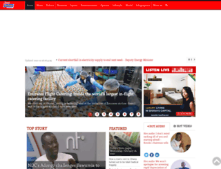 m.myjoyonline.com screenshot