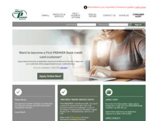 m.mypremiercreditcard.com screenshot