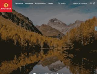 m.myswitzerland.com screenshot