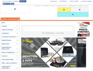 m.nepbay.com screenshot