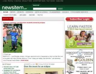 m.newsitem.com screenshot