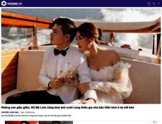 m.ngoisao.vn screenshot