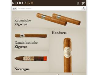 m.noblego.de screenshot