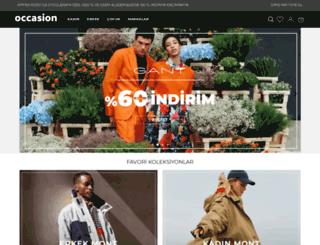 m.occasion.com.tr screenshot