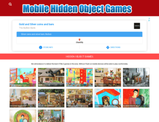 m.online-hiddenobjectgames.com screenshot