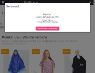 m.pinkemma.com screenshot