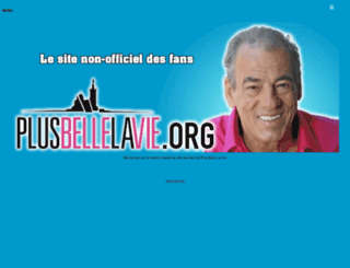 m.plusbellelavie.org screenshot