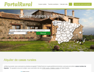 m.portalrural.es screenshot