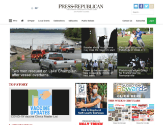 m.pressrepublican.com screenshot