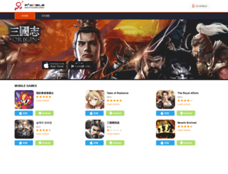 m.r2games.com screenshot