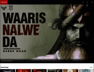 m.raunka.com screenshot