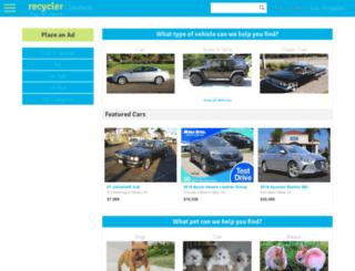 m.recycler.com screenshot
