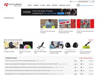 m.redflagdeals.com screenshot