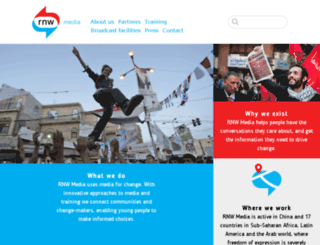 m.rnw.nl screenshot
