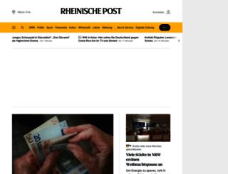 m.rp-online.de screenshot