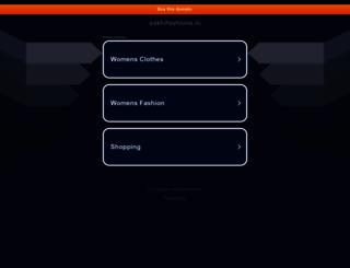 m.sakhifashions.in screenshot