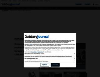 m.salisburyjournal.co.uk screenshot