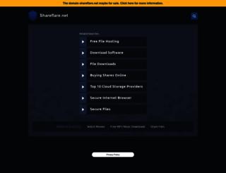 m.shareflare.net screenshot