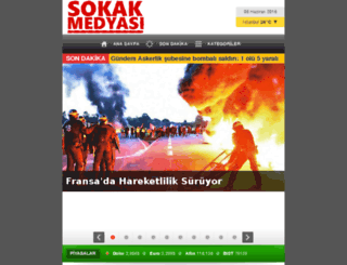 m.sokakmedyasi.com screenshot