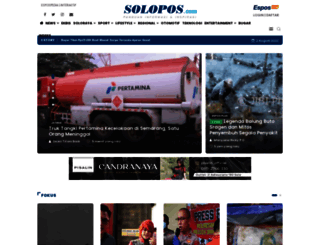 m.solopos.com screenshot