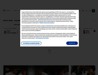 m.sport.pl screenshot