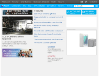 m.sportsfan.com.au screenshot