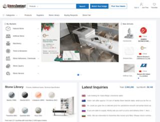 m.stonecontact.com screenshot