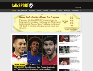m.talksport.co.uk screenshot