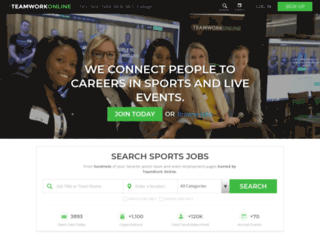 m.teamworkonline.com screenshot
