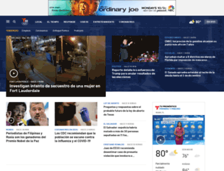 m.telemundo51.com screenshot