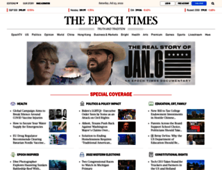 m.theepochtimes.com screenshot