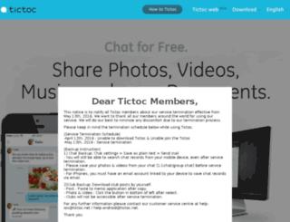 m.tictoc.net screenshot