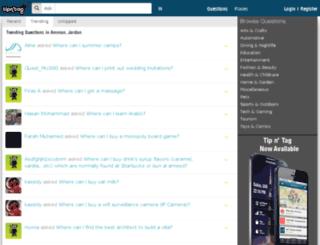 m.tipntag.com screenshot