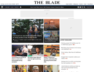 m.toledoblade.com screenshot