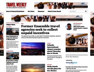 m.travelweekly.com screenshot