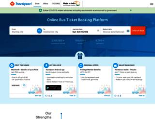 m.travelyaari.com screenshot