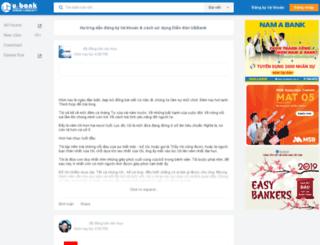 m.ub.com.vn screenshot