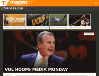 m.utsports.com screenshot