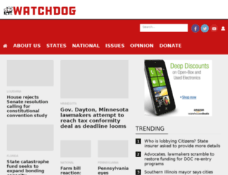 m.watchdog.org screenshot